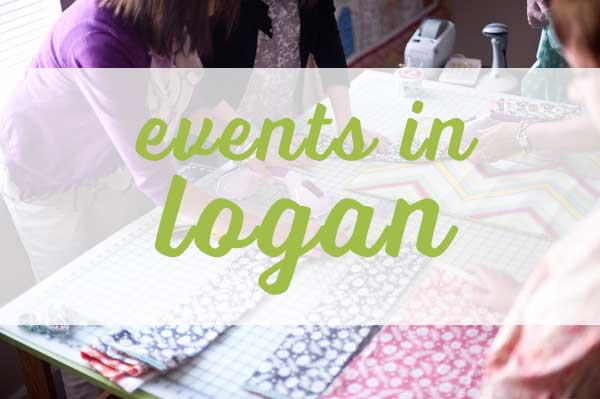sewing events in logan utah