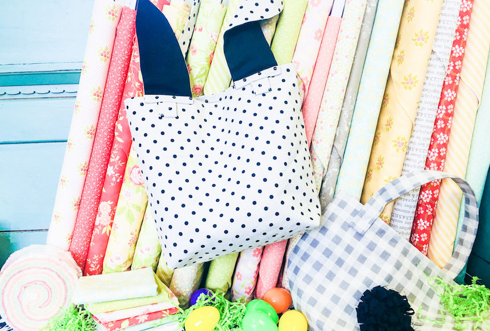 FREEBIE: Easy Bunny Bag Pattern!