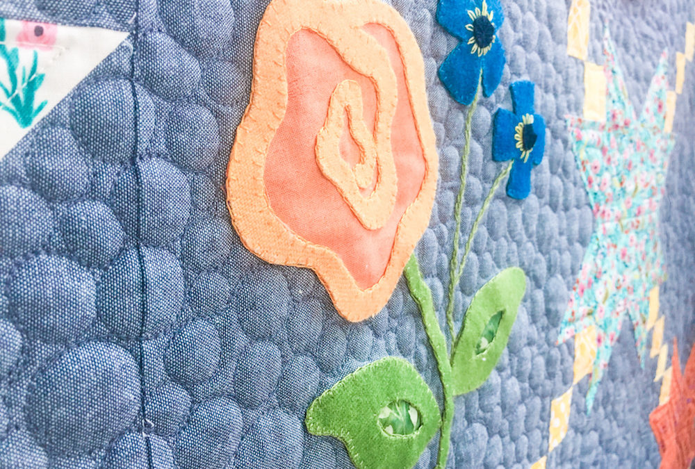 Girlfriend Tip: How To Use Fusible Applique!