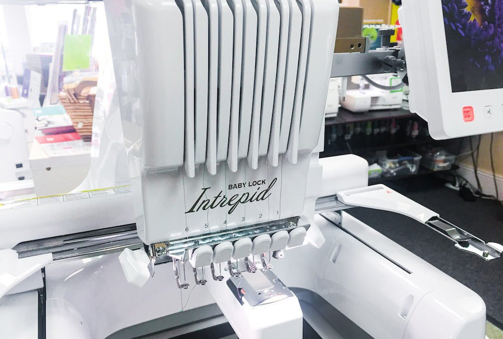 How to Machine Embroider a Hat: Machine Tip Tuesday