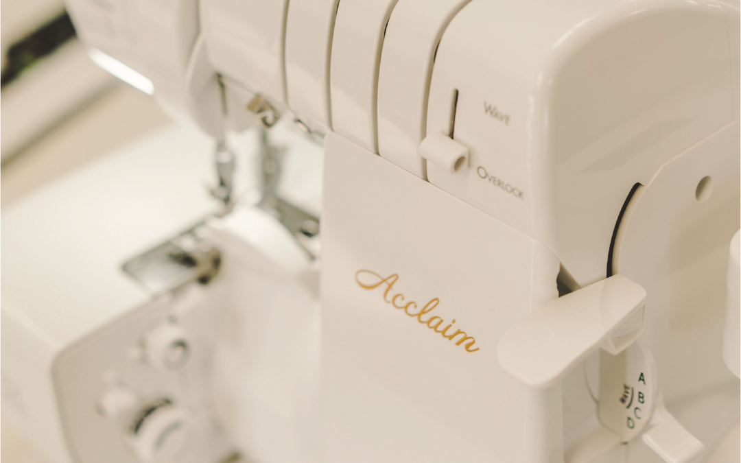 Why Buy a Sewing Machine from the Girlfriends?