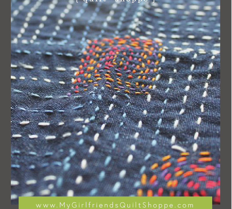 The Machine That Is Sweeping the Nation… the Baby Lock SASHIKO!