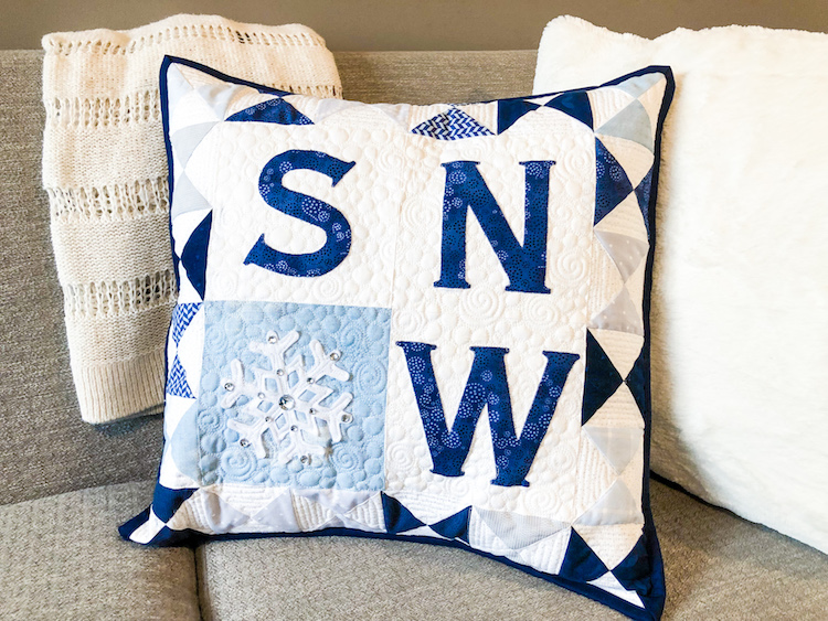 Pillow Of The Month (January-April) Downloadable Ebook