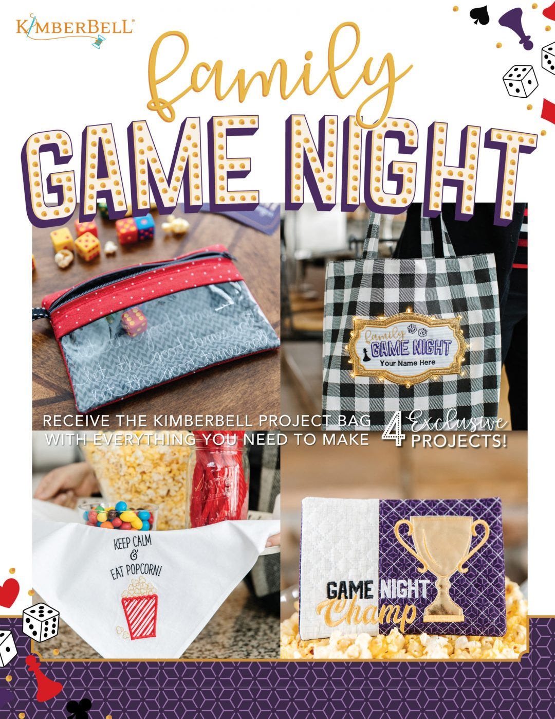 Family Game Night Projects