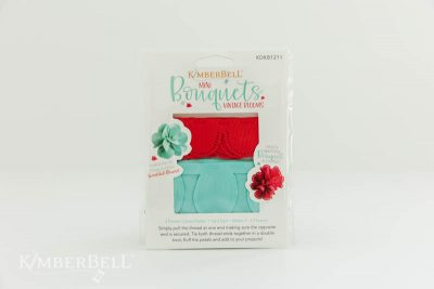 Kimberbell Mini Bouquets Vintage Blooms
