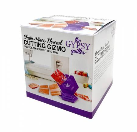 The Gypsy Quilter Chain Piece Cutting Gizmo