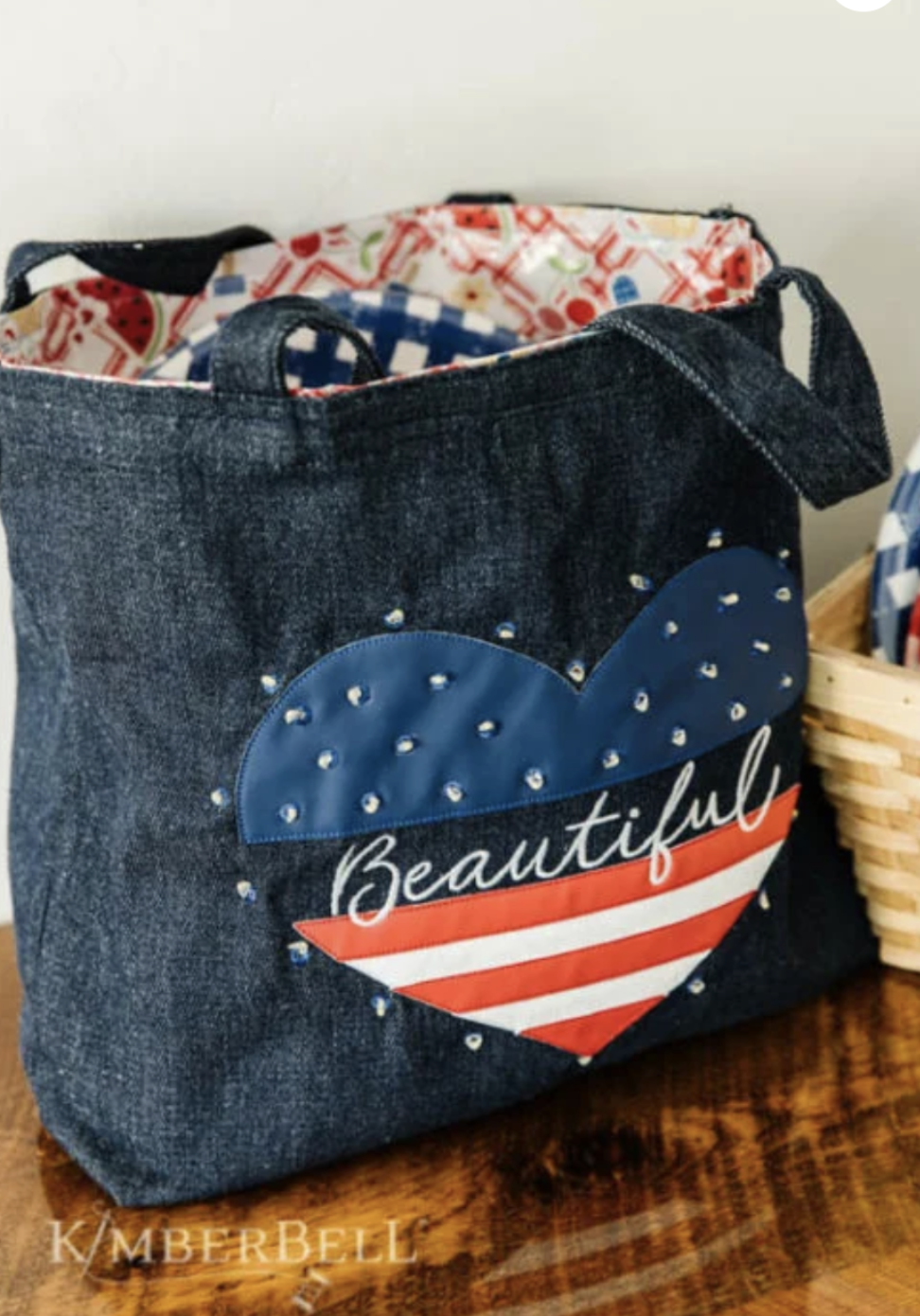 Beautiful and Bright Tote