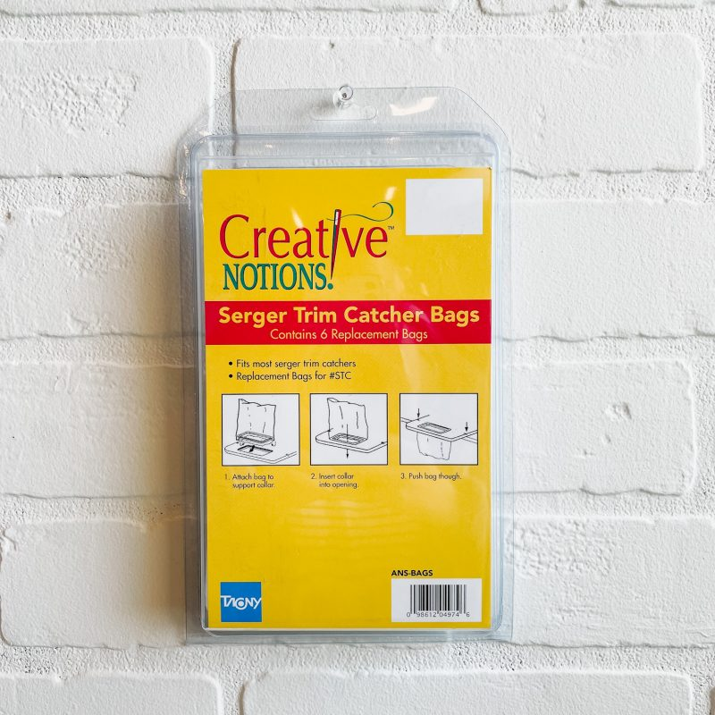Creative Notions Serger Bags